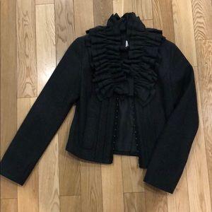 Hinge Wool Jacket